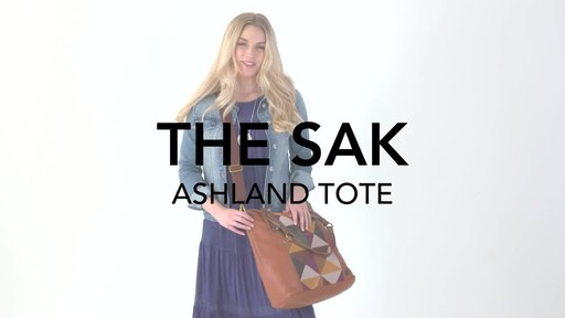 The Sak Ashland Tote - image 1 from the video