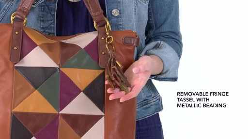 The Sak Ashland Tote - image 4 from the video