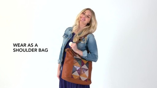 The Sak Ashland Tote - image 8 from the video