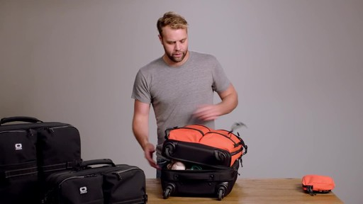 OGIO Alpha Core Convoy Luggage Collection - image 10 from the video