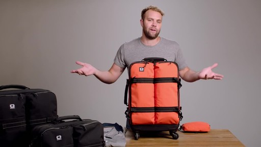OGIO Alpha Core Convoy Luggage Collection - image 2 from the video