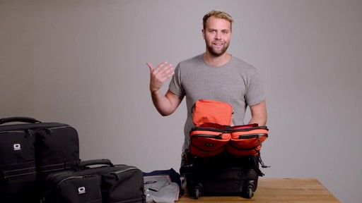 OGIO Alpha Core Convoy Luggage Collection - image 5 from the video