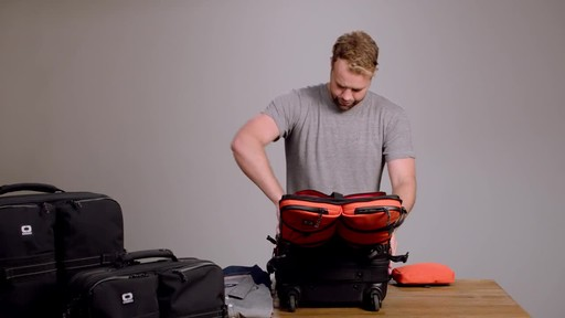 OGIO Alpha Core Convoy Luggage Collection - image 6 from the video