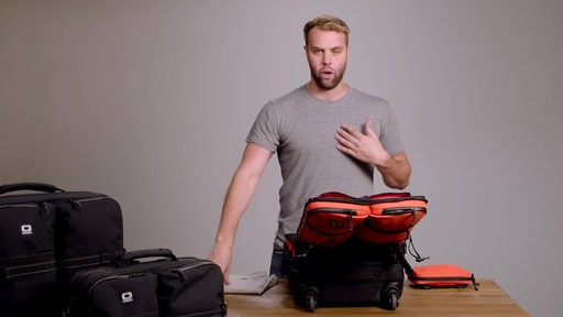 OGIO Alpha Core Convoy Luggage Collection - image 7 from the video