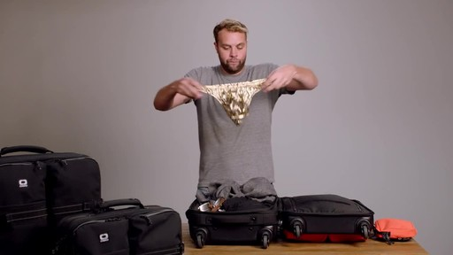 OGIO Alpha Core Convoy Luggage Collection - image 9 from the video