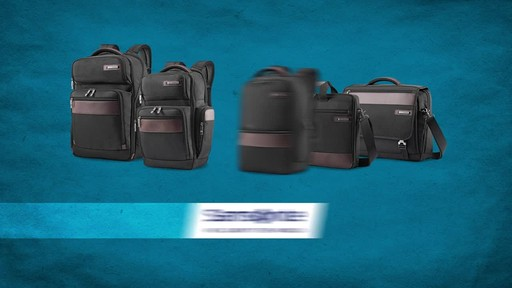 Samsonite Kombi Small Laptop Backpack - image 10 from the video