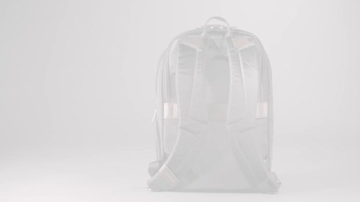 Samsonite Kombi Small Laptop Backpack - image 7 from the video