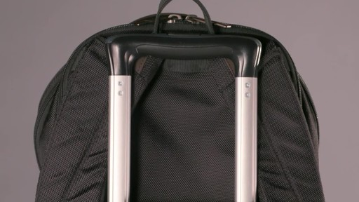 Samsonite Kombi Small Laptop Backpack - image 8 from the video