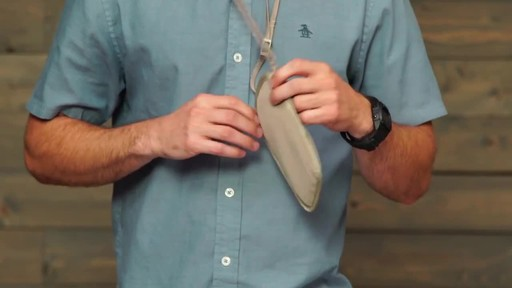 Eagle Creek RFID Blocker Neck Wallet - image 9 from the video