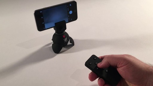 Ivomax Inc. Smartphone Remote Control Camera Stand - image 2 from the video