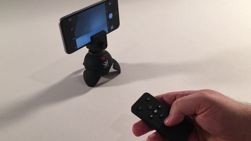 Ivomax Inc. Smartphone Remote Control Camera Stand - image 3 from the video