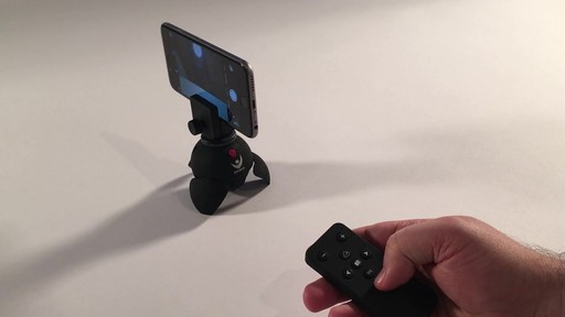Ivomax Inc. Smartphone Remote Control Camera Stand - image 8 from the video