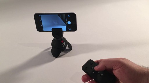 Ivomax Inc. Smartphone Remote Control Camera Stand - image 9 from the video