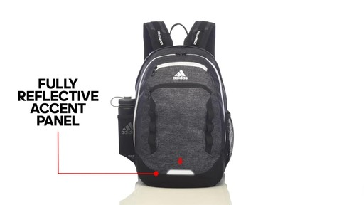 84498687b6 adidas Excel III Backpack - image 8 from the video