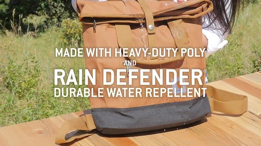 Carhartt Women's Backpack Hybrid - image 1 from the video
