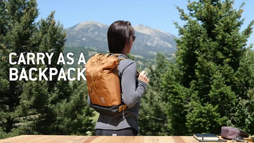 Carhartt Women's Backpack Hybrid - image 2 from the video