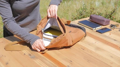 Carhartt Women's Backpack Hybrid - image 7 from the video