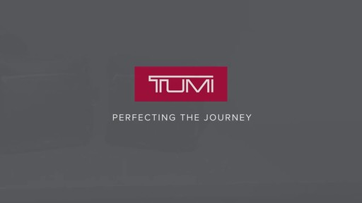 Tumi Voyageur Canton Leather Crossbody - image 10 from the video