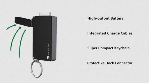 Mophie Juice Pack Universal Battery Line Rundown - image 4 from the video