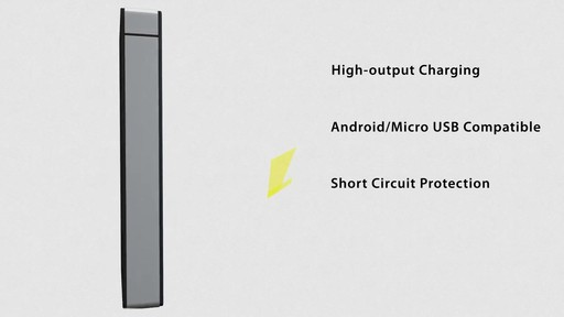 Mophie Juice Pack Universal Battery Line Rundown - image 8 from the video