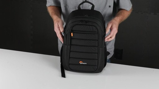 Lowepro Tahoe BP Camera Bags - image 3 from the video
