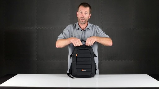 Lowepro Tahoe BP Camera Bags - image 6 from the video