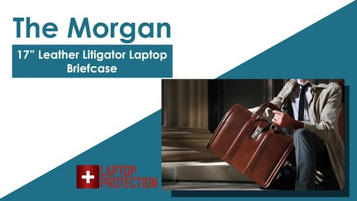 McKlein USA Morgan Leather 17