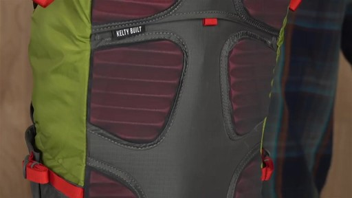 Kelty Riot 22 Hiking Backpack - image 2 from the video