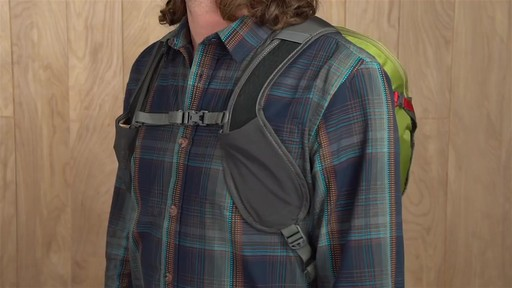 Kelty Riot 22 Hiking Backpack - image 3 from the video