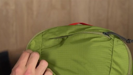 Kelty Riot 22 Hiking Backpack - image 7 from the video