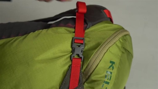 Kelty Riot 22 Hiking Backpack - image 9 from the video