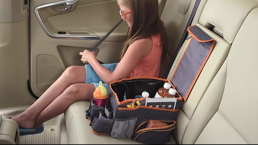 High Road Back Seat Cooler & Play Station - Compact  - eBags.com - image 1 from the video