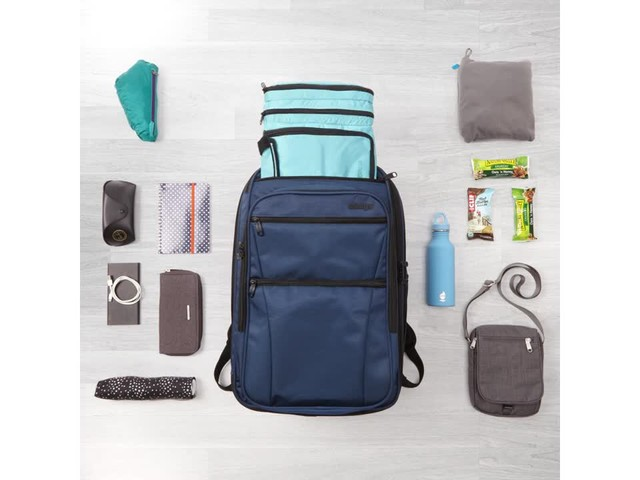 eBags eTech 3.0 Carry-on Travel Backpack - image 1 from the video