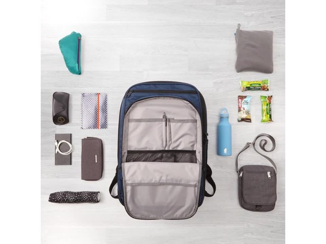 eBags eTech 3.0 Carry-on Travel Backpack - image 2 from the video
