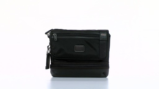 Tumi Alpha Bravo Beale Cross body - image 10 from the video