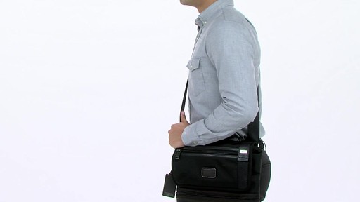 Tumi Alpha Bravo Beale Cross body - image 3 from the video