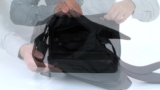 Tumi Alpha Bravo Beale Cross body - image 8 from the video
