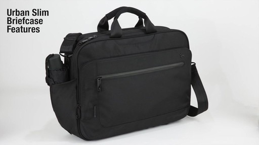 Travelon Anti-Theft Urban Messenger Briefcase - eBags.com - image 2 from the video