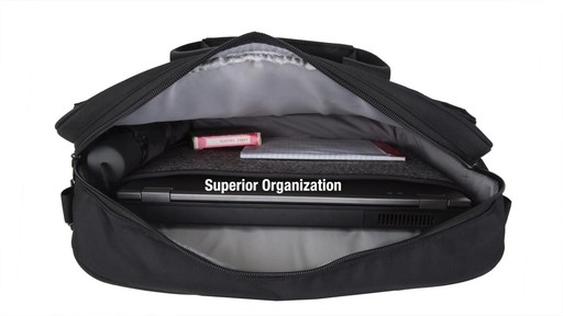 Travelon Anti-Theft Urban Messenger Briefcase - eBags.com - image 7 from the video