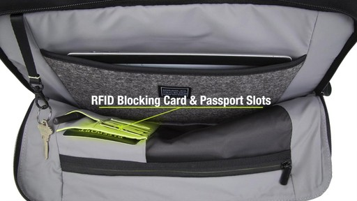 Travelon Anti-Theft Urban Messenger Briefcase - eBags.com - image 8 from the video
