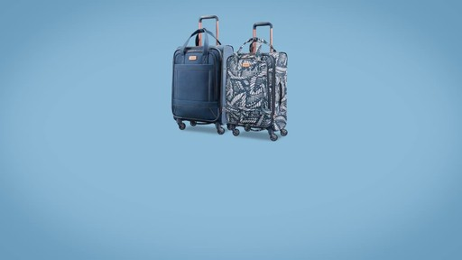 American Tourister Belle Voyage Luggage Collection - image 10 from the video