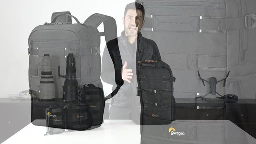 Lowepro ViewPoint BP 250 AW Camera Bag - image 1 from the video