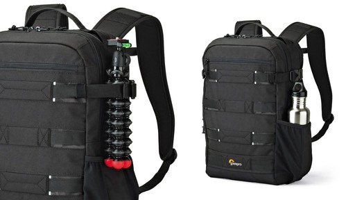 Lowepro ViewPoint BP 250 AW Camera Bag - image 2 from the video