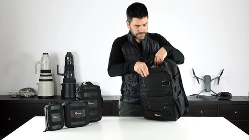 Lowepro ViewPoint BP 250 AW Camera Bag - image 5 from the video