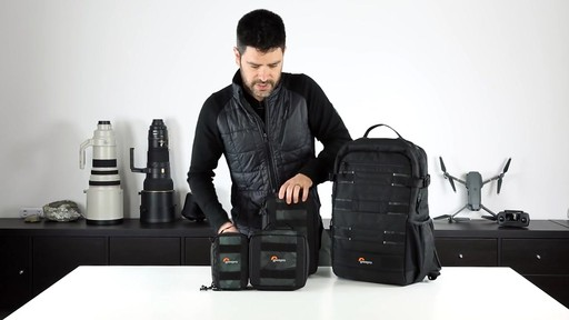 Lowepro ViewPoint BP 250 AW Camera Bag - image 8 from the video