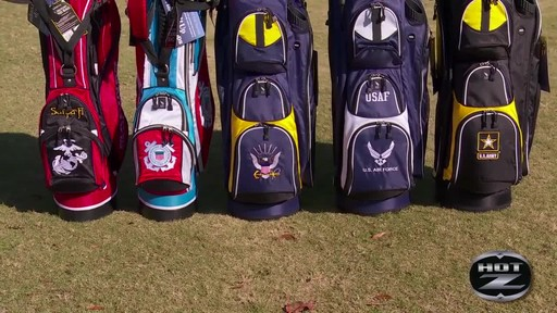 Hot-Z Golf Bags - image 5 from the video