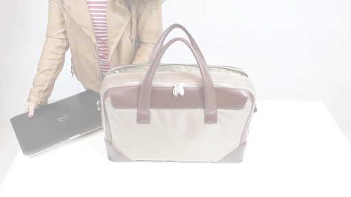 McKlein USA Harpswell Laptop Case - image 8 from the video