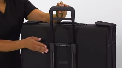 Briggs & Riley Baseline Deluxe Wheeled Garment Bag - image 4 from the video