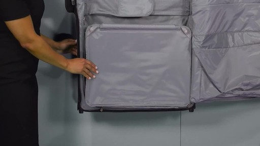 Briggs & Riley Baseline Deluxe Wheeled Garment Bag - image 9 from the video