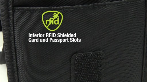 Travelon Anti-Theft Classic Travel Wallet - eBags.com - image 6 from the video